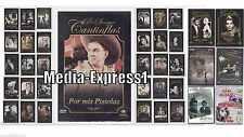 SEALED Mario Moreno Cantinflas DVD 37 Pelicula DVD NEW Grande Coleccion ORIGINAL