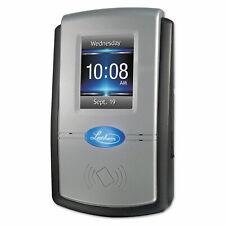 Lathem Time Pc700 Online Wifi Touchscreen Time Amp Attendance System Gray Pc700web