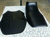 Honda V65 Sabre Vf1100 S 1984-1985 Model Seat Cover Black (h9)