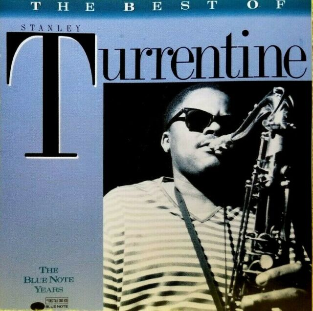 STANLEY TURRENTINE The Best Of The Blue Note Years 1989 EXCELLENT / MINT COND