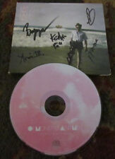 """Of Monsters And Men """"My Head Is An Animal"""" CD AUTOGRAPH *VG+* OFFER"""