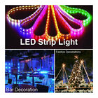 COLORFUL 1/5M RGB 3528/5050 SMD 60/300 LEDS WATERPROOF FLEXIBLE LED STRIP LIGHT