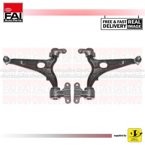 FAI Wishbone paires Lower Fits Citroen C8 Fiat Lancia Peugeot 807 3521H0