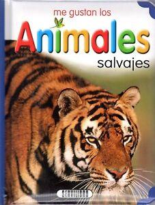 Me-gustan-los-Animales-Salvajes-Servilibro-Para-pequenos-lectores