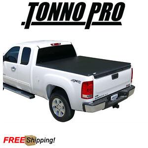 Tonno Pro Premium Hard Tonneau Cover For 2014 2017 Chevy Silverado