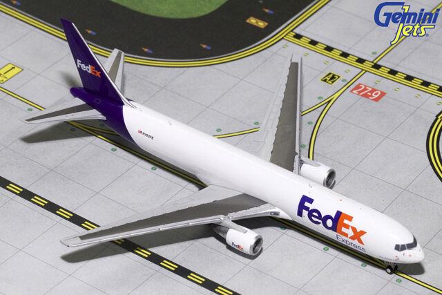 GEMINI JETS FEDERAL EXPRESS FEDEX BOEING 767-300F 1:400 GJFDX1769 IN STOCK