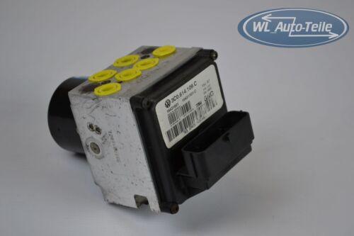 VW Passat ABS unidad de control hydraulikblock 3c0.614.109.c 3c0614109c