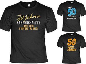 Details Zu T Shirt Zum 50geburtstag 50 Jahre Coole Sprüche Motive Geburtstag 50