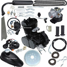 Motorized Bicycle - 80cc 2-STROKE GAS MOTORIZED BICYCLE KIT (BLACK PEARL)