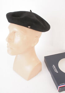 Image is loading Laulhere-034-heritage-034-authentic-basque-beret-made- 746c7ee0c97