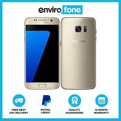 Samsung Galaxy S7 G930F 32GB 64GB Unlocked Refurbished Android Smartphone