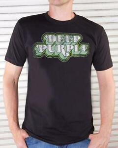 Deep Purple T-shirt 3d Logo Size S Official Merchandise