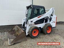 2018 Bobcat S570 Skid Steer Erops Aux Hyd Handfoot Controls Bobtach Hvac