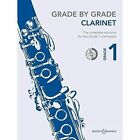 Grade by Grade - Clarinet: Grade 1 by Boosey & Hawkes Music Publishers Ltd (Mixed media product, 2013)