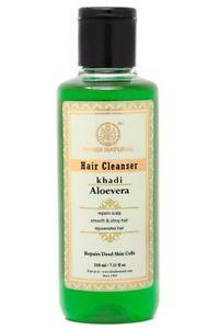 Khadi-Natural-Aloe-Vera-Shampoo-210-ml-Free-Shipping
