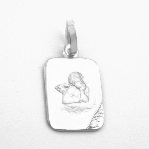 Baby /& Kinder Schutzengel mit Namen Gravur Silber 925 mit Hals Kette 36 cm Taufe
