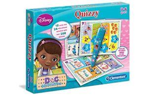 Clementoni-Doc-McStuffins-graciosa-juego-24-actividades-educativas-Conjunto-de-Regalo