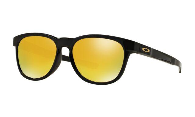 37d703354a5 Oakley Stringer OO9315-04 Polished Black   24K Iridium Lens Sunglasses