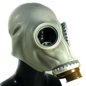 Soviet-RUSSIAN-MILITARY-GAS-MASK-GP-5-Genuine-surplus-respiratory-LARGE-NEW