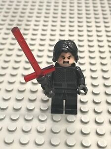 LEGO Kylo Ren Red Lightsaber for Minifigure Star Wars
