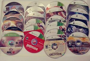 Lot-of-22-Video-Games-Microsoft-Xbox-Original-360-Xbox-One-Games-Discs-Untested