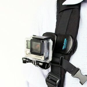 TELESIN 360° Rotation Wrist Hand Strap Band Holder Mount for Go Pro Hero 7 V2J9