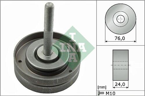 INA V-Ribbed Belt Deflection Guide Pulley 532 0500 10 532050010-5 YR WARRANTY