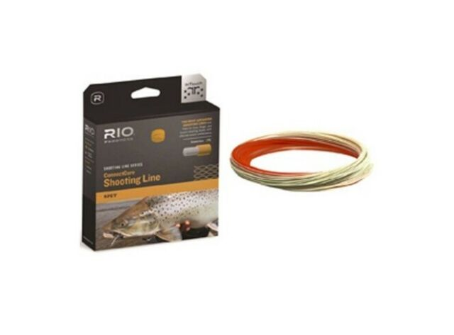 RIO Connectcore Metered Shooting Fly Line