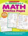 The Jumbo Book of Math Practice Pages : 300 Reproducible Activity Sheets That Target and Reinforce the Essential Math Skills Kids Need to Know by Casey Gonzalez (2010, Paperback)
