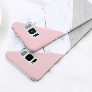 timeless design 78996 a1735 Details about For Samsung Galaxy S6 S7 S8 S9 Plus Granite Marble Texture  Hard Phone Case Cover