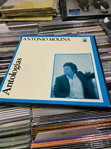 Antonio Molina Antologias Box 3 Lps + Legen Sie