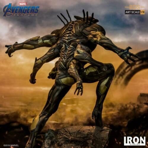 Iron Studios MARCAS20219-10 1//10 Avengers 4 Extinction Army Statue Collection