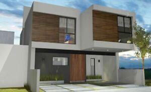 Estrena Casa en San Isidro Juriquilla, 3 Recamaras, 3.5 Baños, Jardín, Alberca..