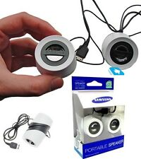Portable White Samsung Speakers ASP700 Brand New Boxed - Reduce to clear stock