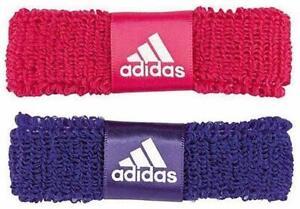 Adidas Womens Sports Wrist Sweat Bands Wristbands Fitness Sweatbands Tennis  Pink | eBay