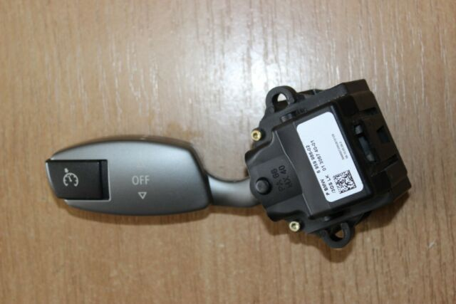 2006 BMW E65 E66 7 Serie / Interruptor de Control de Crucero Palanca 6959986