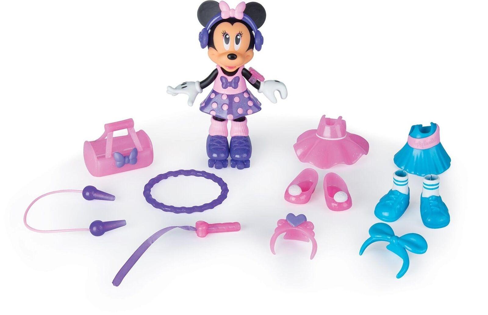 IMC IMC IMC Toys Minnie Fashion Doll Gym Fun 8dc6f4