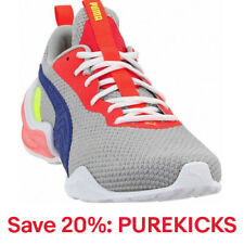 Puma LQDCELL Challenge  Casual Training  Shoes - Grey - Mens