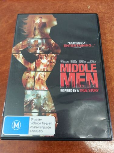 1 of 1 - Middle Men DVD (P11872-28)