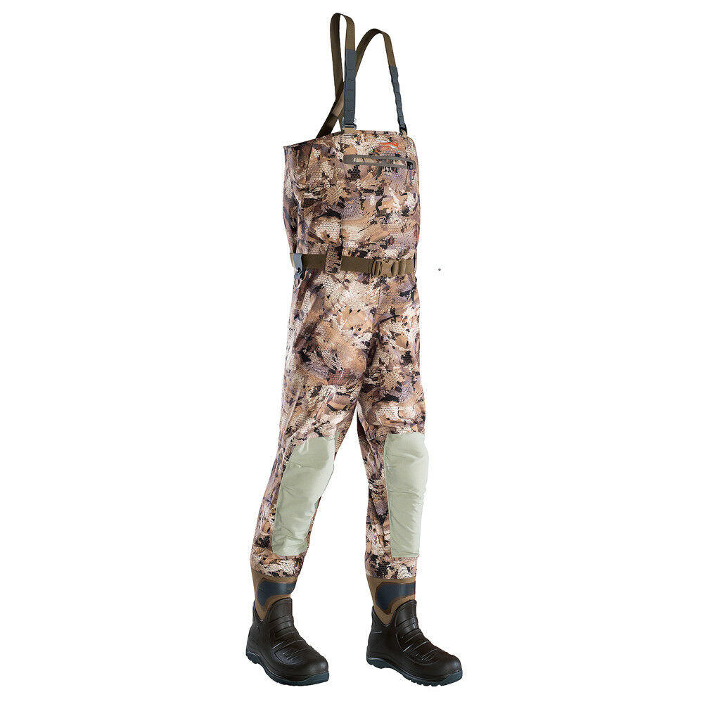Sitka Marsh Delta Wader  Optifade Waterfowl XX Large 10 Boot 50168-WL-XXL-10  60% off