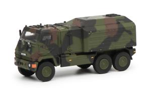 Schuco-452635600-Yak-Radfahrzeug-Bw-flecktarn-1-87-Metall
