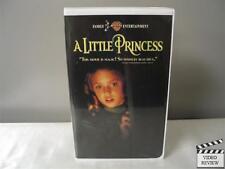 A Little Princess (VHS, 1995) Eleanor Bron Liam Cunningham Liesel Matthews