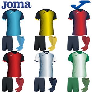 JOMA-FOOTBALL-TEAM-KIT-TRAINING-WEAR-MATCHING-SOCCER-STRIP-TEAMWEAR-MENS-KIT