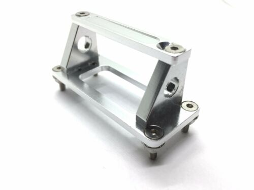 1 Set CNC Aluminum Servo Mount// Holder// Protector for Hitec 225MG Servo US SHIP