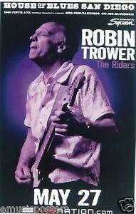 Robin trower tour dates