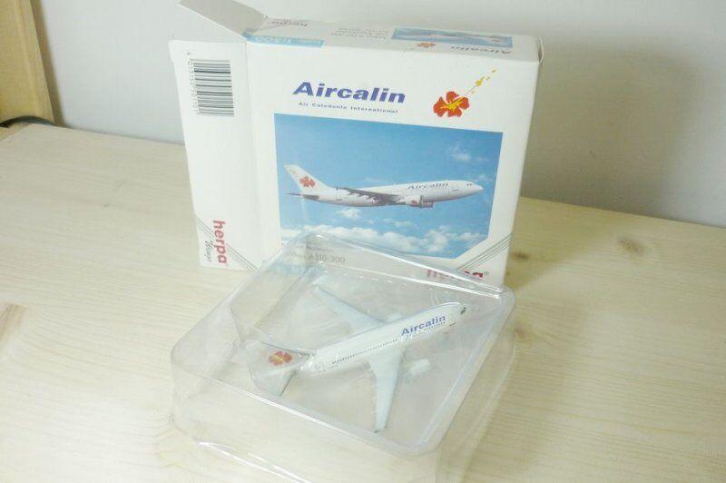 Herpa 501101 AIRBUS A 310-300 Le AIRCALIN AIR CALEDONIEN International, 1 500