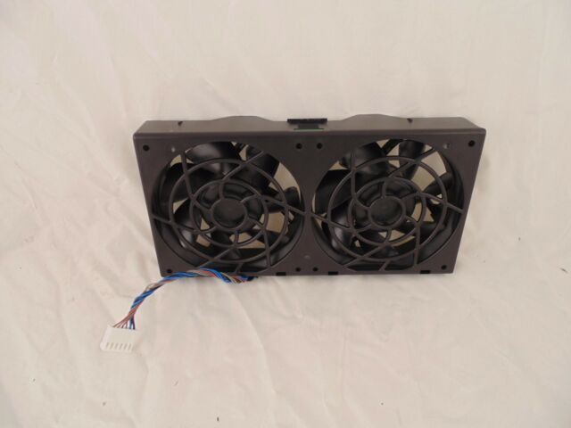 HP Z600 Workstation Rear Case Dual Fan Kit 508064-001