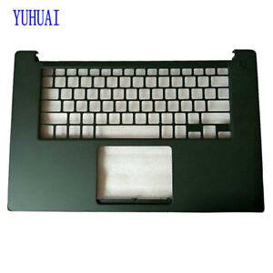 New-original-FOR-Dell-XPS15-9550-C-COVER-US-Palmrest-keyboard-beze-0JK1FY