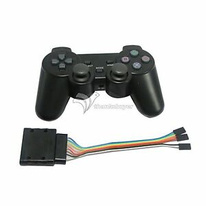 Robot PS2 Controller & Receiver Handle for Robot Spider Biped DIY for 32ch Robot