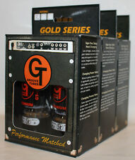 Matched Pairs Groove Tubes, TUBE GT-6L6-S R9, Fender, Brand New In Box !